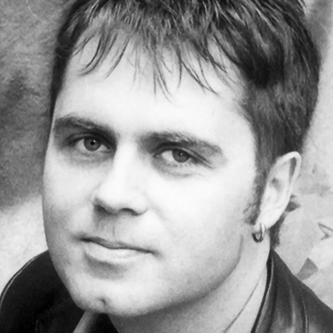 Darren Wershler headshot